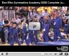 Bee Elite Gymnastics Academy Junior Olympic Season Video 2009